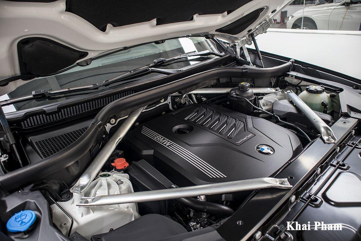 Ảnh Động cơ xe BMW X5 2020