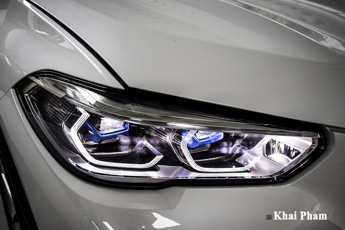 Ảnh Đèn pha xe BMW X5 2020