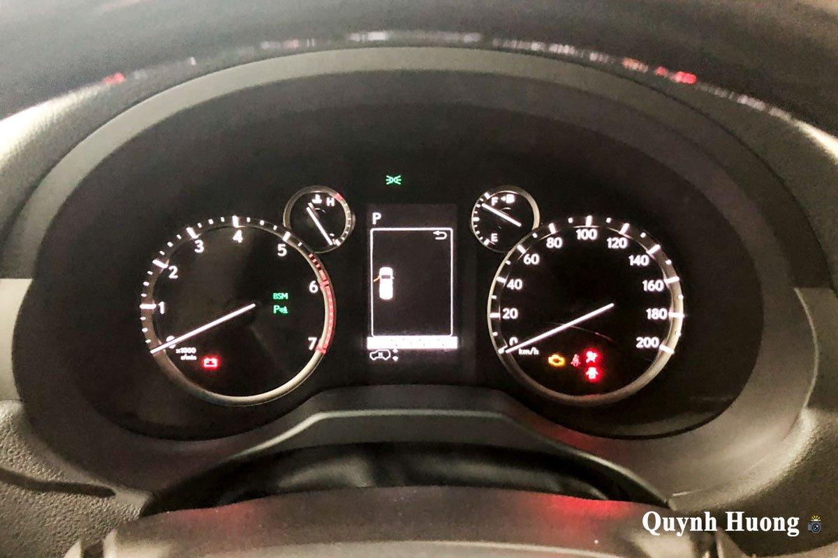 Ảnh đồng hồ xe Lexus GX 460 2020 a1