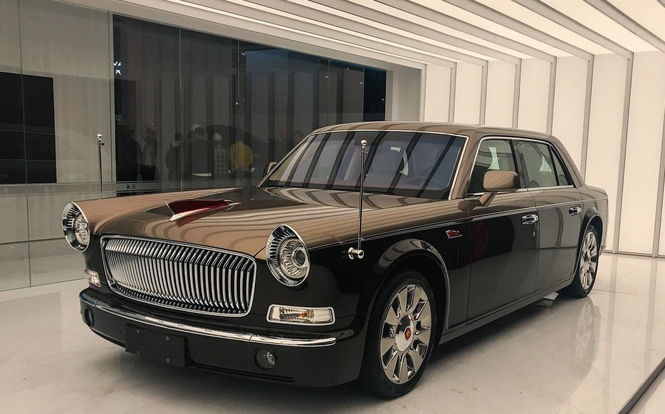 Ngắm loạt xe Trung Quốc thiết kế siêu đỉnh, không
