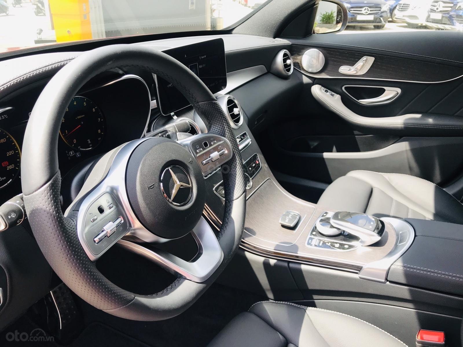 [Thanh lý xe demo] chính hãng thanh lý xe c300 giá cực tốt. Xe mới, giá cũ, tiết kiệm 400 triệu (11)
