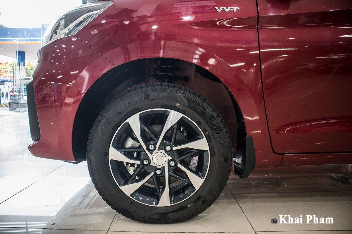 Ảnh la-zăng xe Suzuki Ertiga Sport 2020