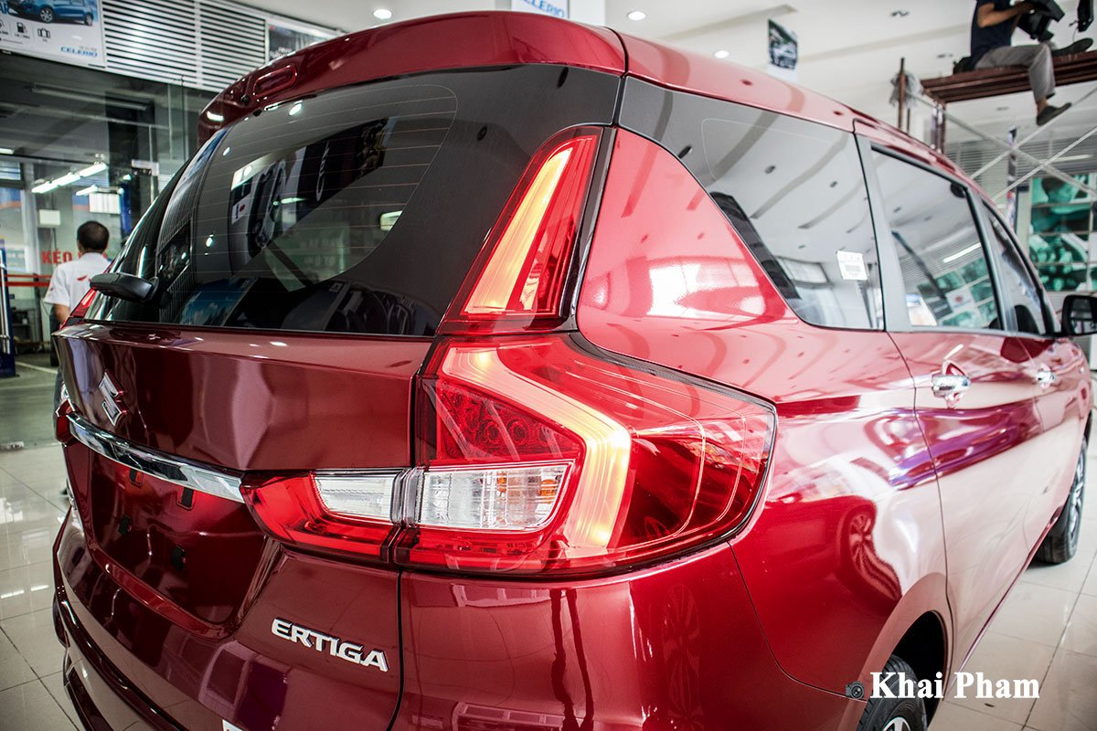 Ảnh đèn hậu xe Suzuki Ertiga Sport 2020 a1