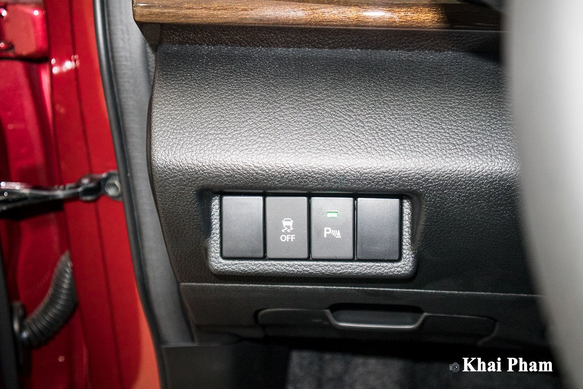 Ảnh an toàn xe Suzuki Ertiga Sport 2020