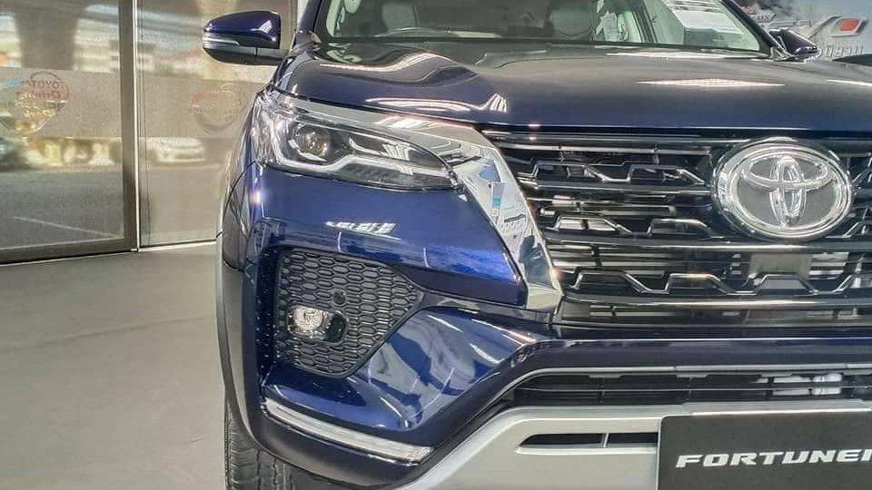 Đầu xe Toyota Fortuner 2021 - Ảnh 1.