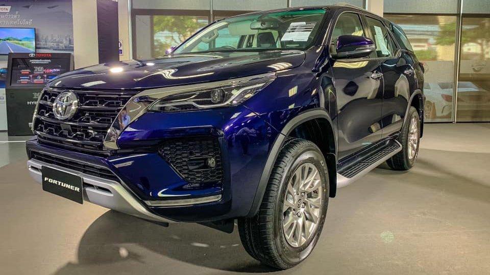 Đầu xe Toyota Fortuner 2021 - Ảnh 2.