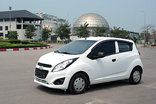 Chevrolet Spark van dừng bán tại Việt Nam từ năm 2018...
