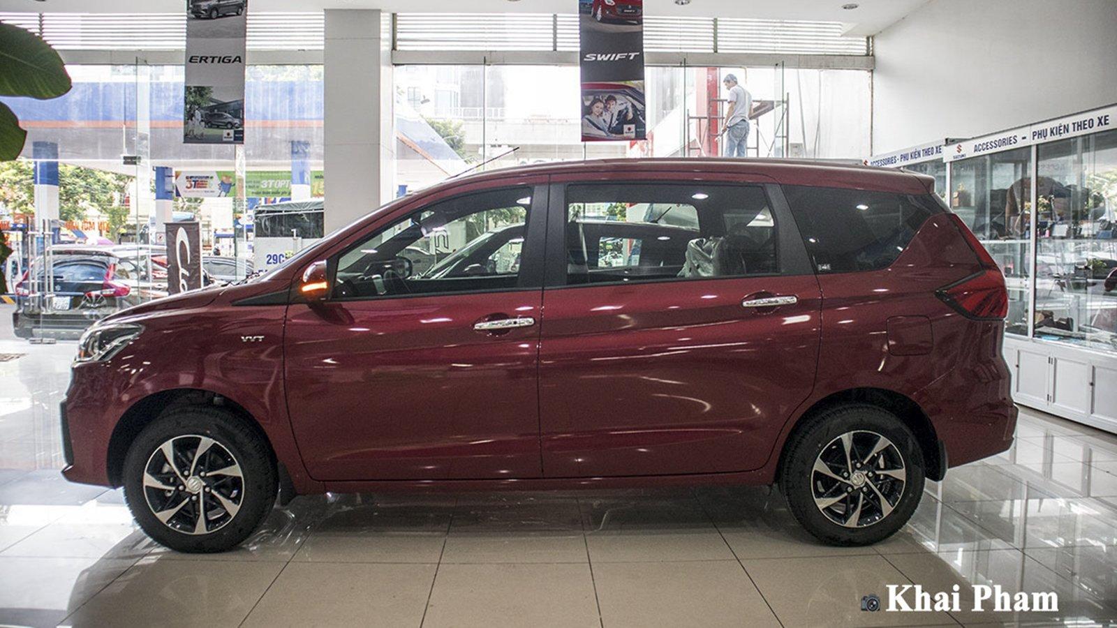 Ảnh Thân xe Suzuki Ertiga Sport 2020