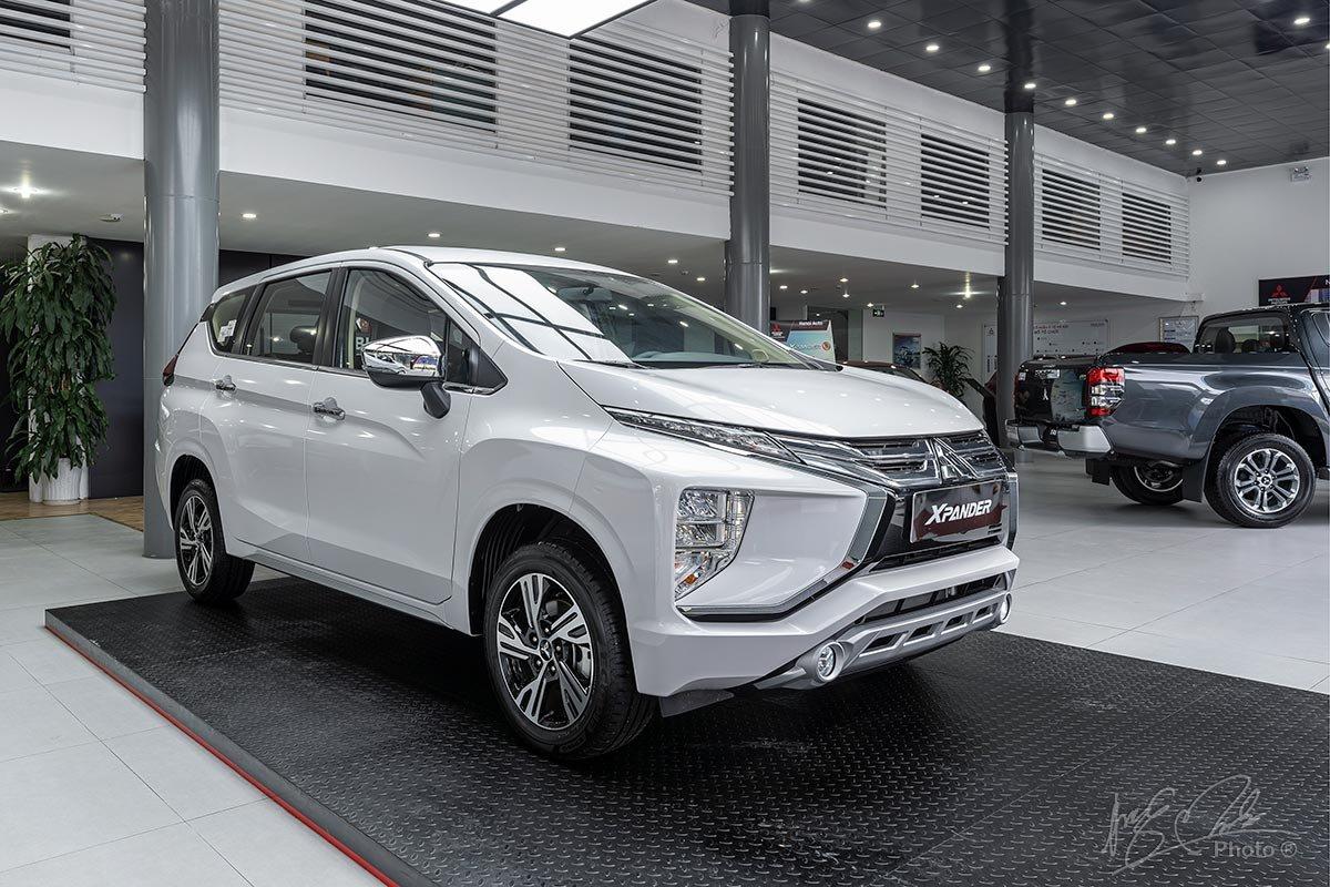 Ảnh Tổng quát xe Mitsubishi Xpander 2020