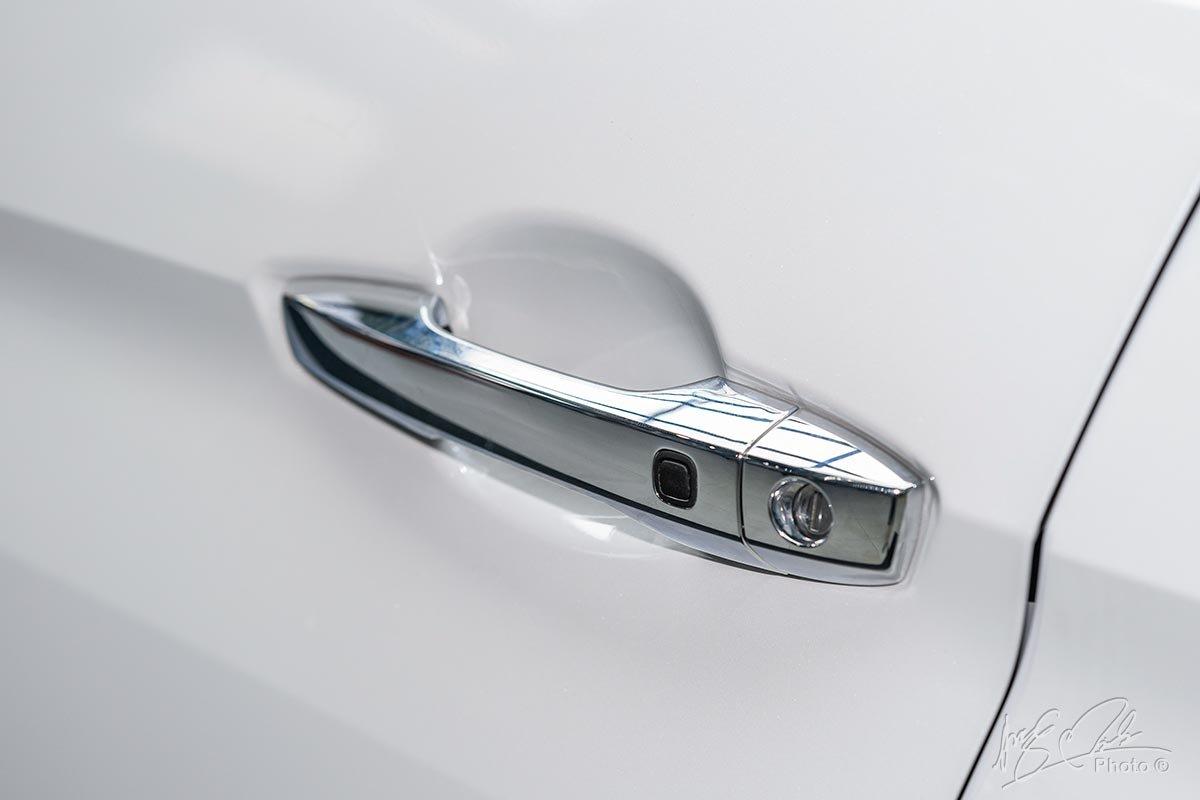 Ảnh Tay nắm cửa xe Mitsubishi Xpander 2020