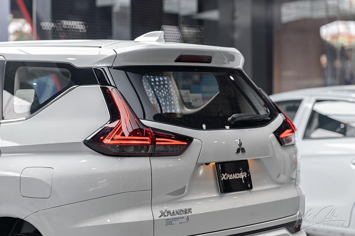 Ảnh Cản sau xe Mitsubishi Xpander 2020