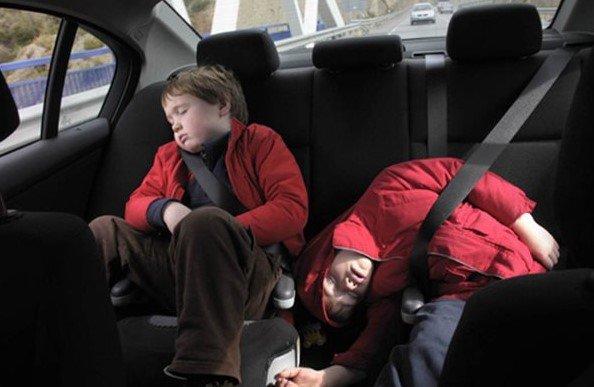 Những tiêu chí chọn xe cho gia đình có trẻ nhỏ a4