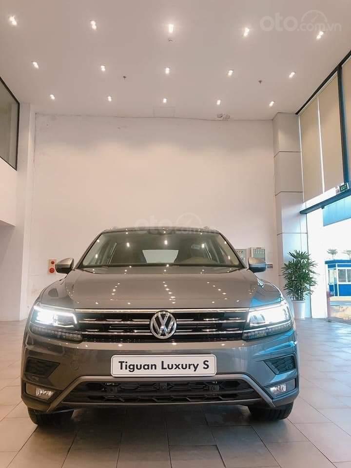 Tiguan Luxury S 2020 - quá hợp lý để sở hữu xe đức nhập khẩu 7 chỗ - bảo dưỡng rẻ hơn GLC - Mr Hùng Lâm (2)
