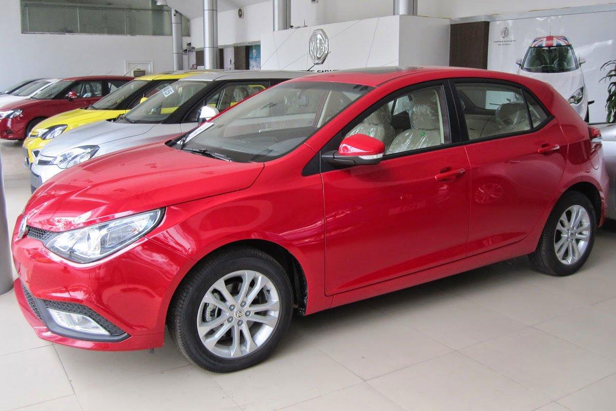 MG là thương hiệu Anh Quốc nhưng bản chất là một hãng xe Trung Quốc.