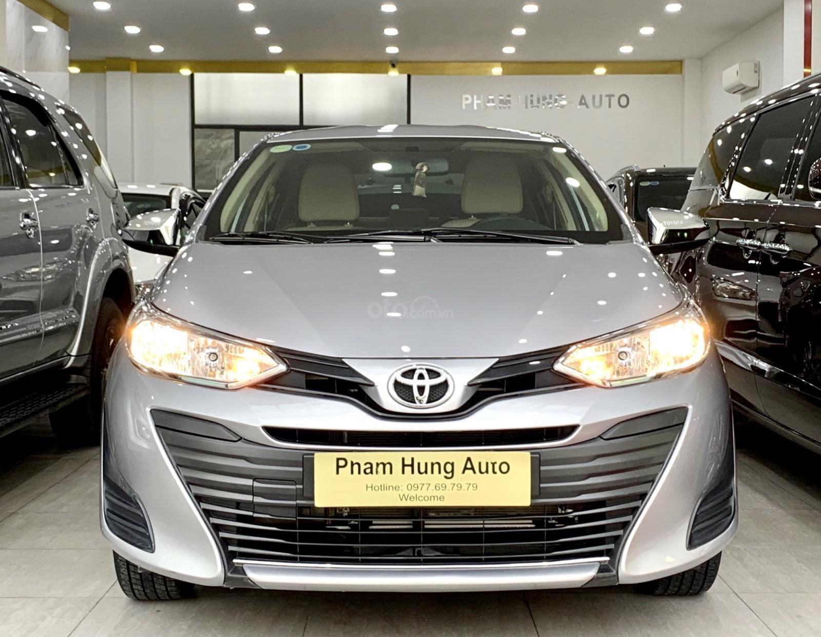 Bán Toyota Vios 2019 mới 99% (1)