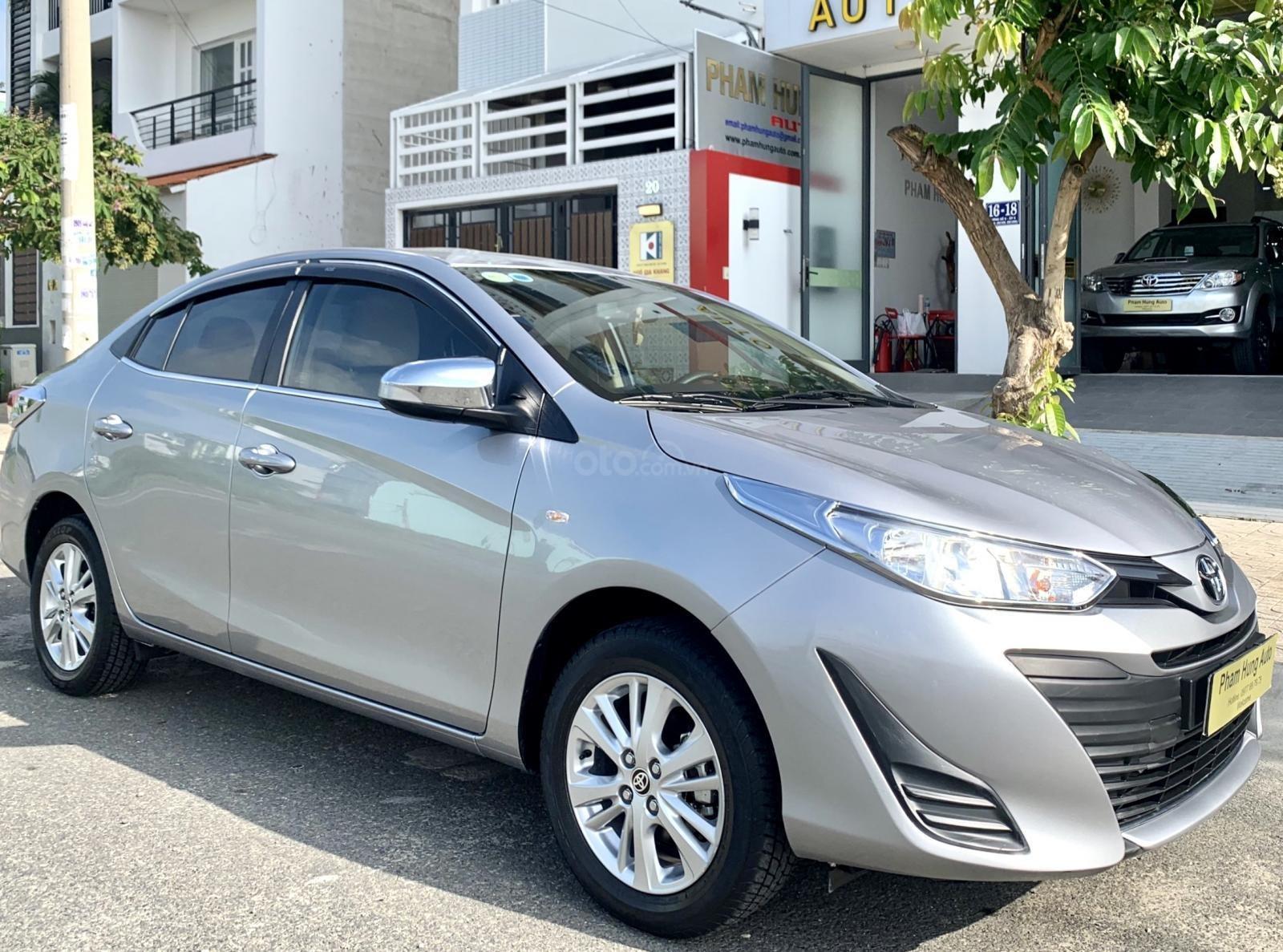 Bán Toyota Vios 2019 mới 99% (8)
