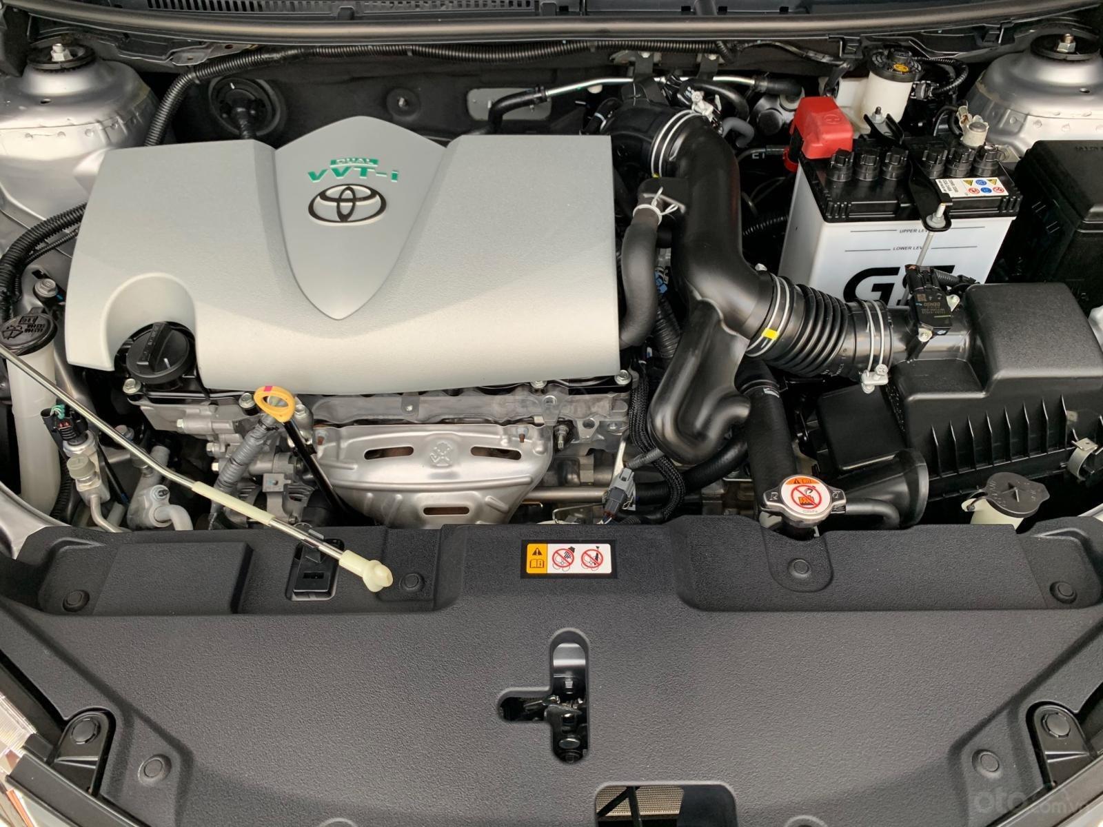 Bán Toyota Vios 2019 mới 99% (11)