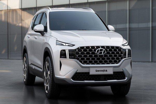Hyundai Santa Fe 2021 facelift - 1.