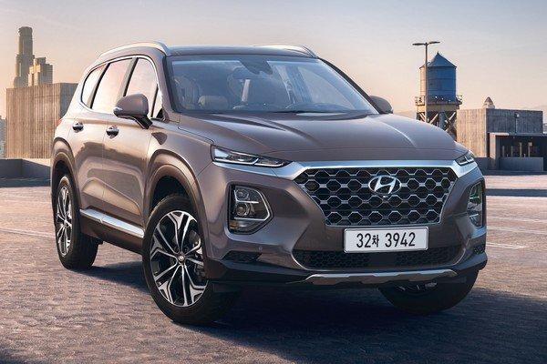 Hyundai Santa Fe bản trước - 1.