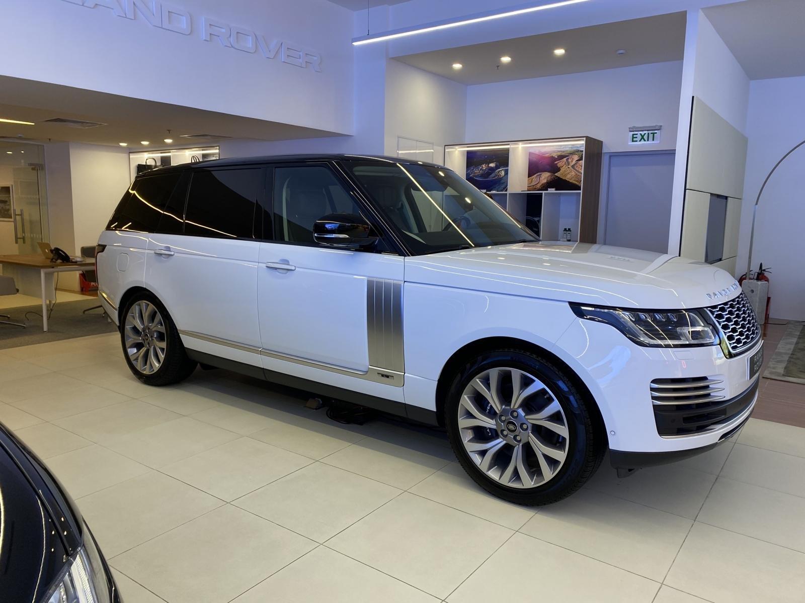 Giá xe Land Rover Range Rover mới nhất.