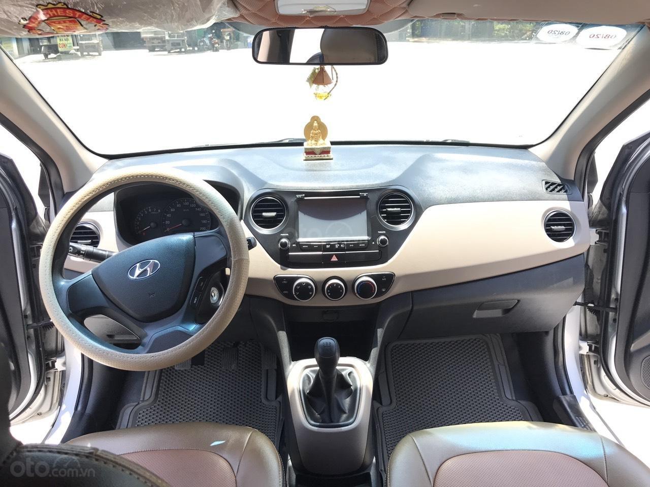 Hyundai Grand i10 1.2MT Sport đời cuối 2016, số tay, nhập khẩu, 1 chủ lưới đúng 30.000 km (5)