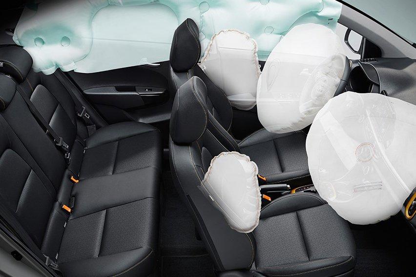 An toàn trên xe Kia Morning 2021 - Ảnh 1.