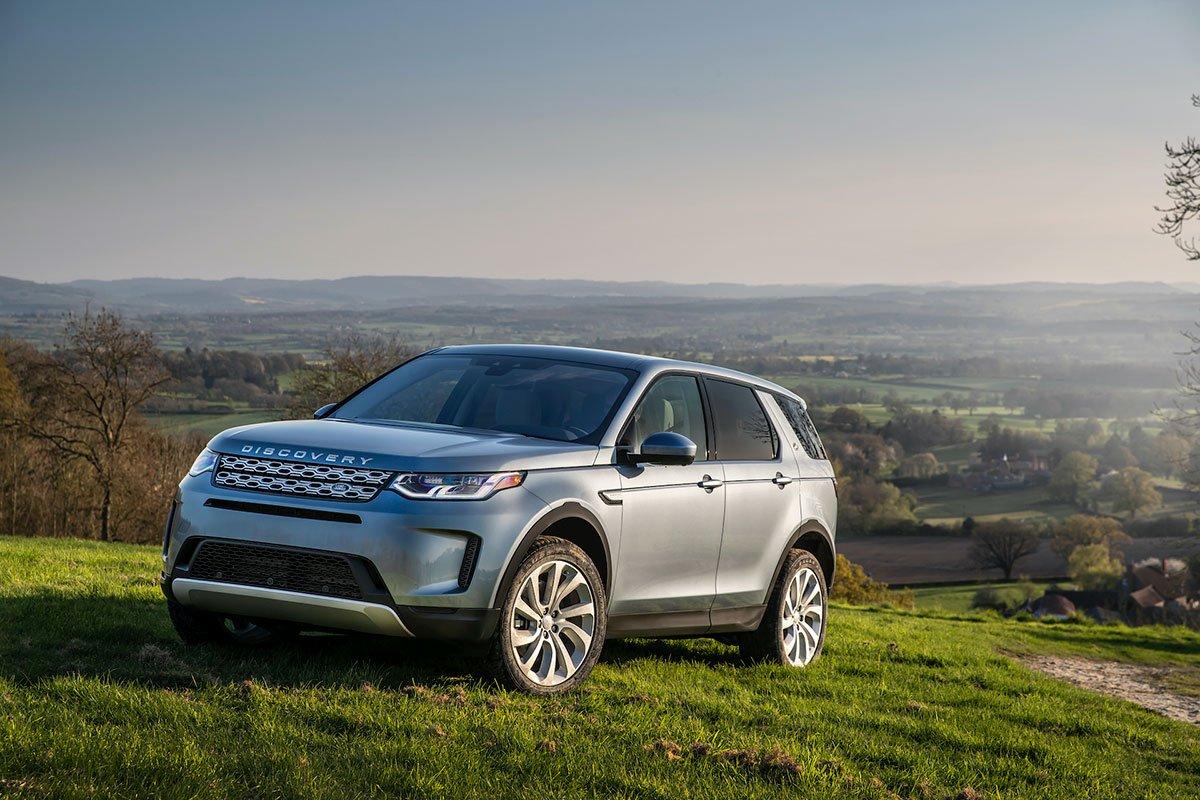 Land Rover Discovery Sport 2020 vẫn được trang bị đầy đủ tính năng Offroad đã làm nên tên tuổi của thương hiệu.
