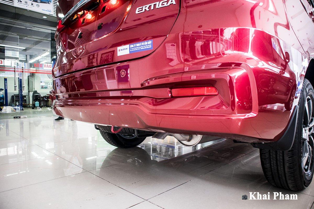 Ảnh Cản sau xe Suzuki Ertiga Sport 2020