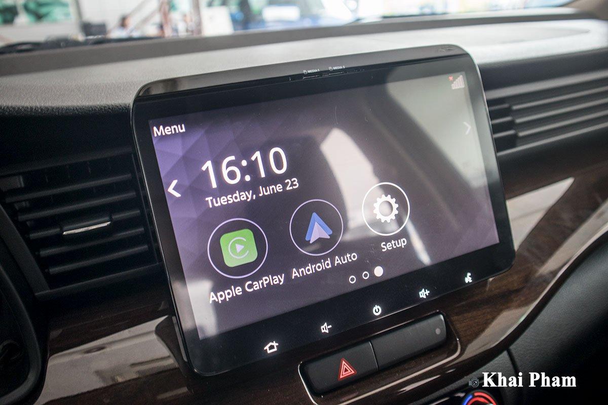 Ảnh Màn hình xe Suzuki Ertiga Sport 2020
