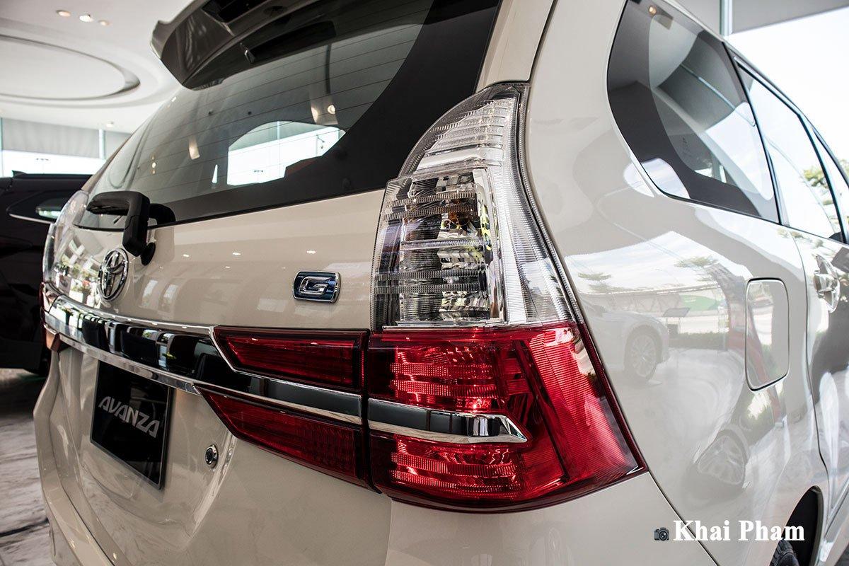 Ảnh Đèn hậu xe Toyota Avanza 2020