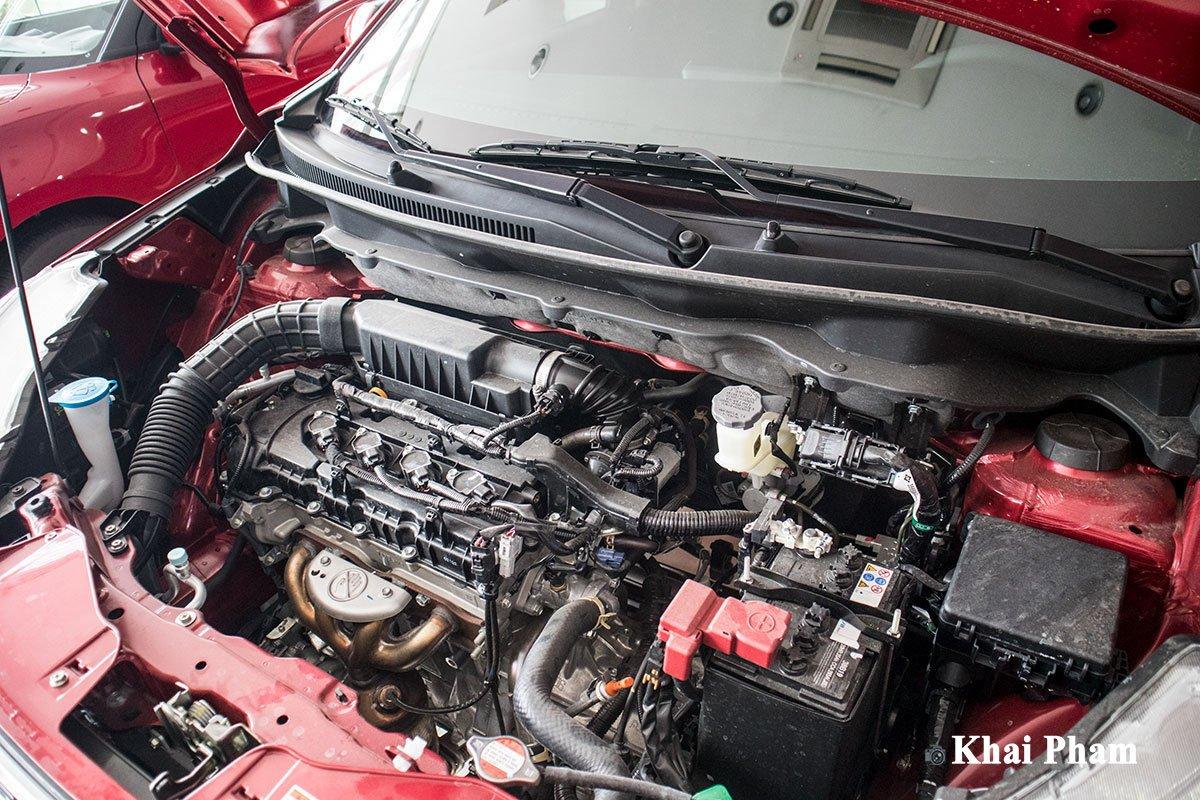 Ảnh Động cơ xe Suzuki Ertiga Sport 2020