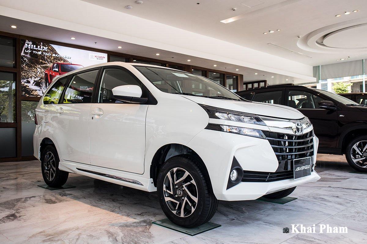 Ảnh Tổng quát xe Toyota Avanza 2020 1a