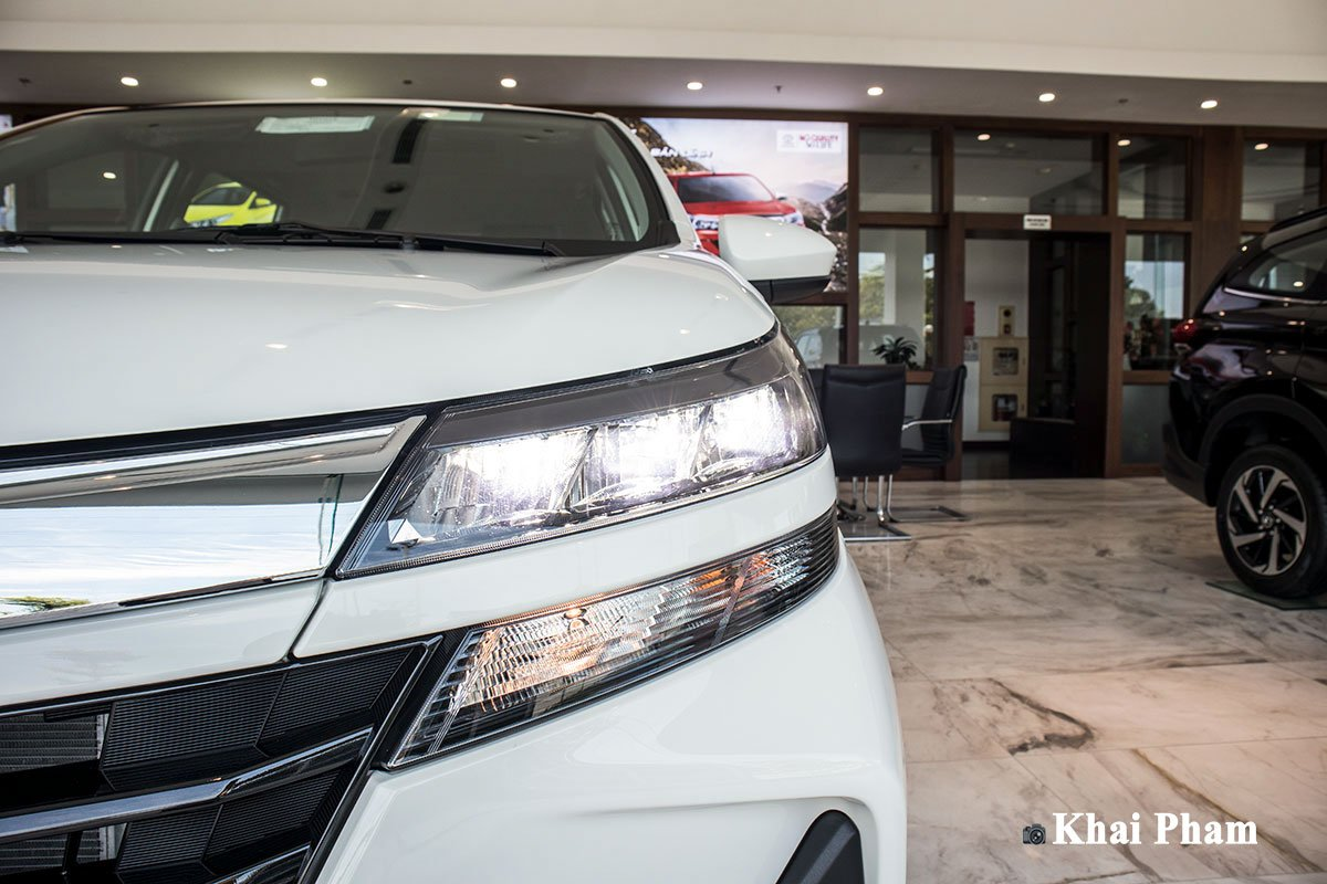 Ảnh Đèn pha xe Toyota Avanza 2020