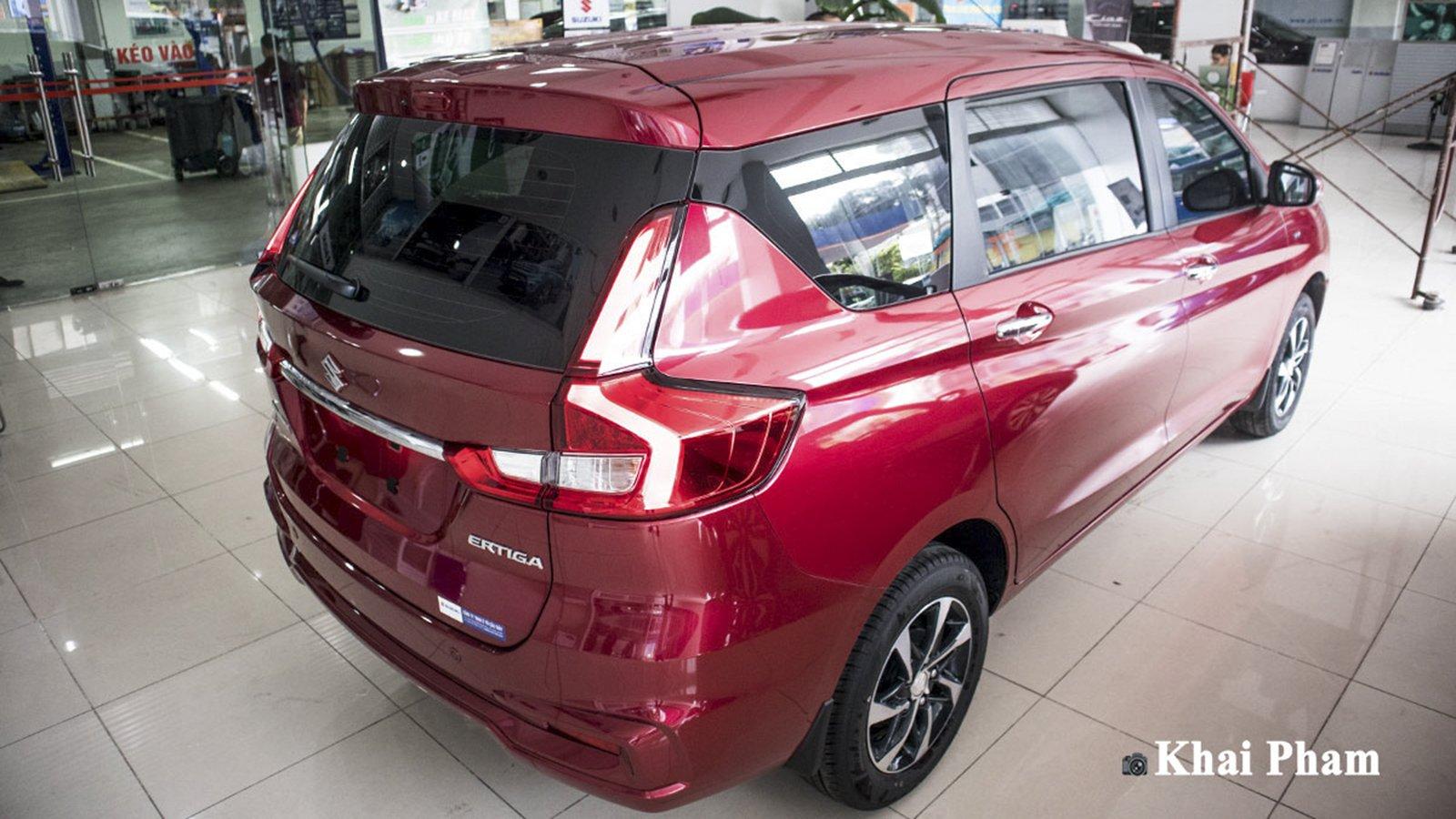 Ảnh Đuôi xe Suzuki Ertiga Sport 2020