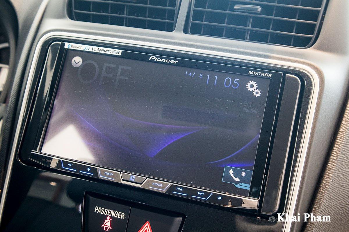Ảnh Màn hình xe Toyota Avanza 2020
