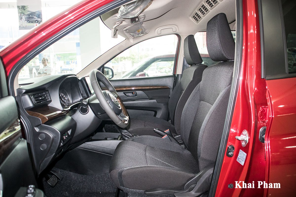 Ảnh Ghế lái xe Suzuki Ertiga Sport 2020