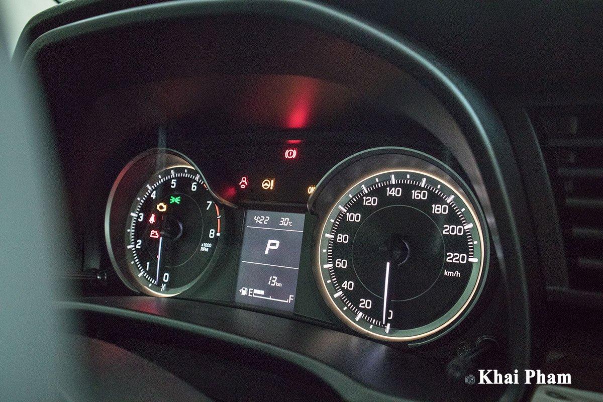 Ảnh Đồng hồ xe Suzuki Ertiga Sport 2020