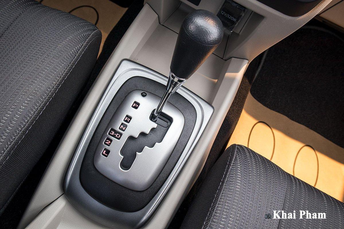 Ảnh Cần số xe Toyota Avanza 2020