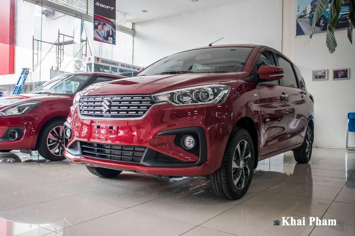 Ảnh Tổng quát xe Suzuki Ertiga Sport 2020