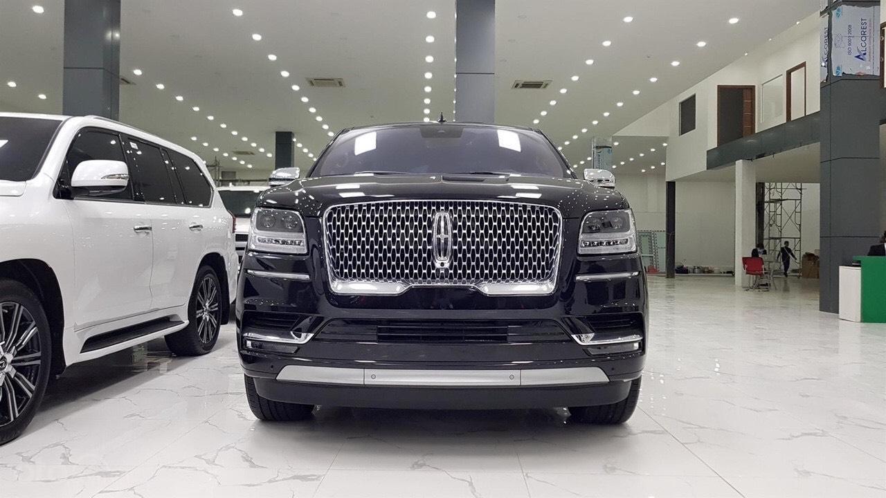 [Việt Auto Luxury] Cần bán xe Lincoln Navigator Black Label đời 2020 (1)