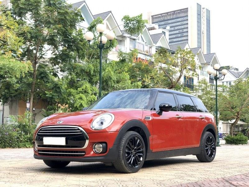 Mini Cooper CLUB Man 2017 (1)