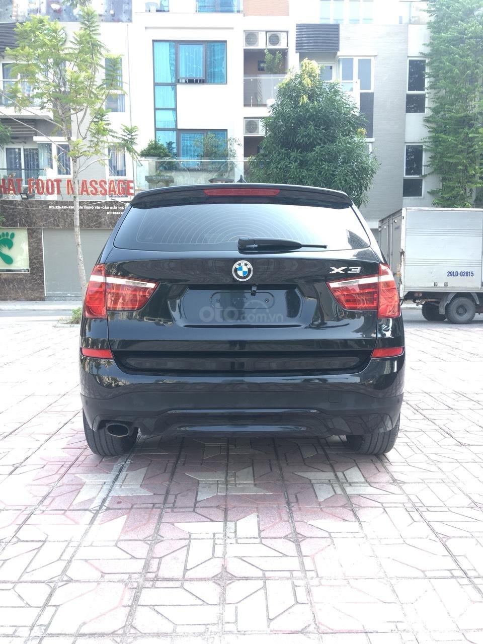BMW X3 model 2015, máy dầu hàng độc (4)