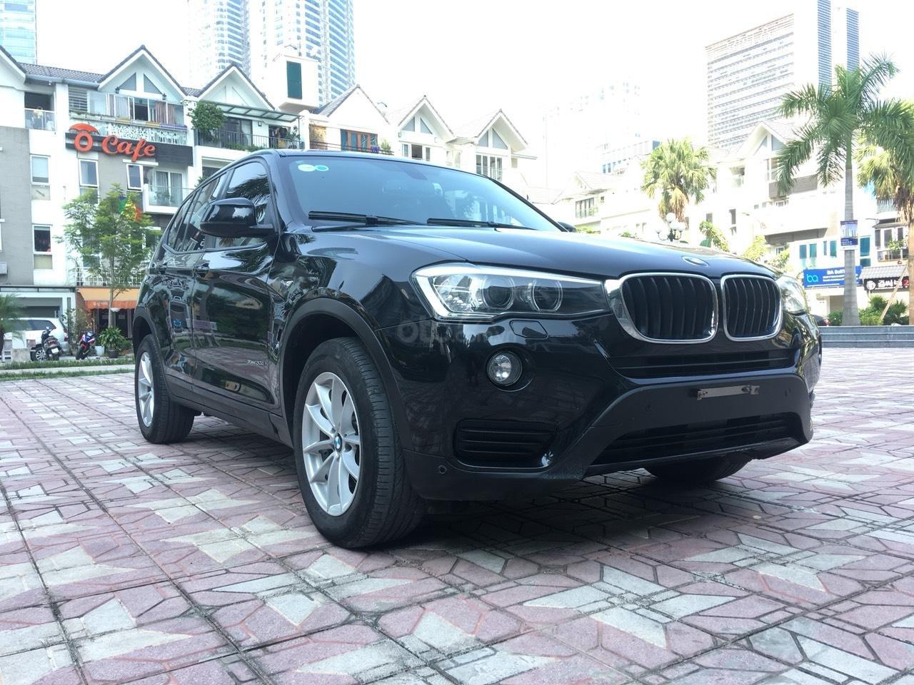 BMW X3 model 2015, máy dầu hàng độc (2)