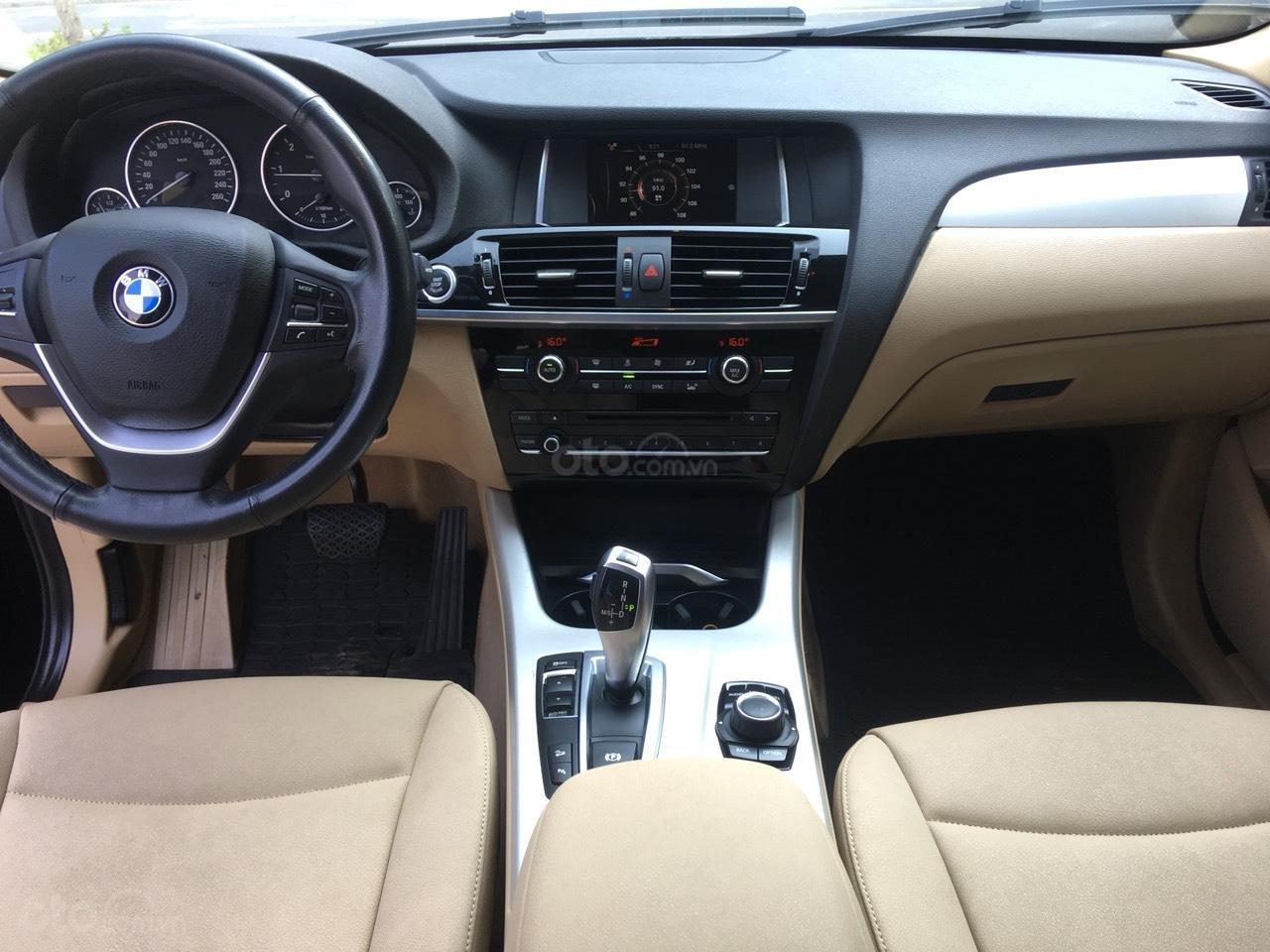 BMW X3 model 2015, máy dầu hàng độc (7)
