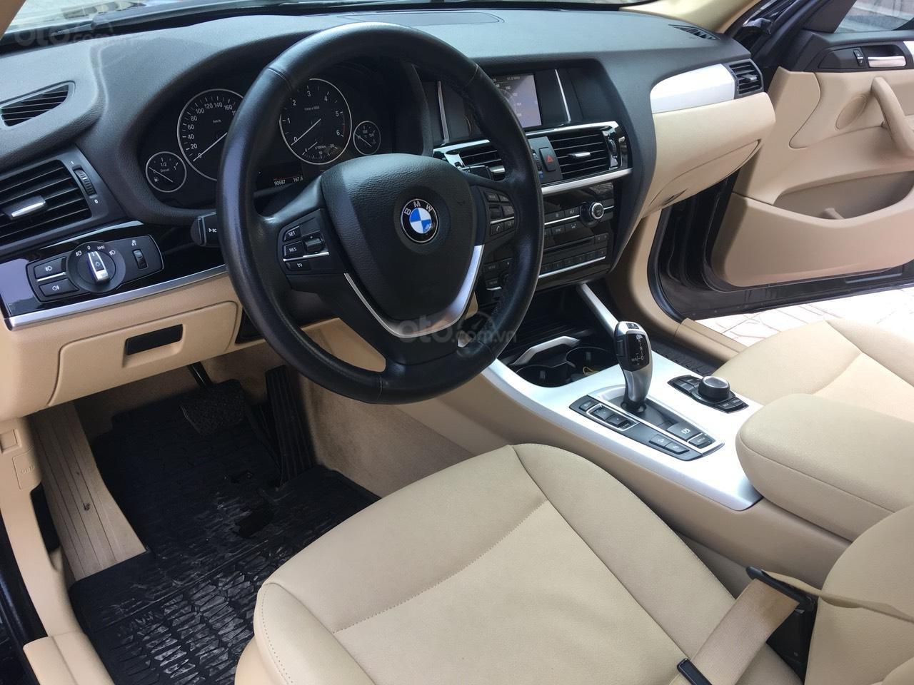 BMW X3 model 2015, máy dầu hàng độc (8)