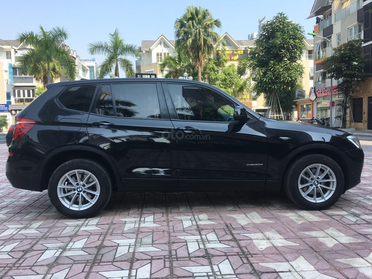 BMW X3 model 2015, máy dầu hàng độc (6)