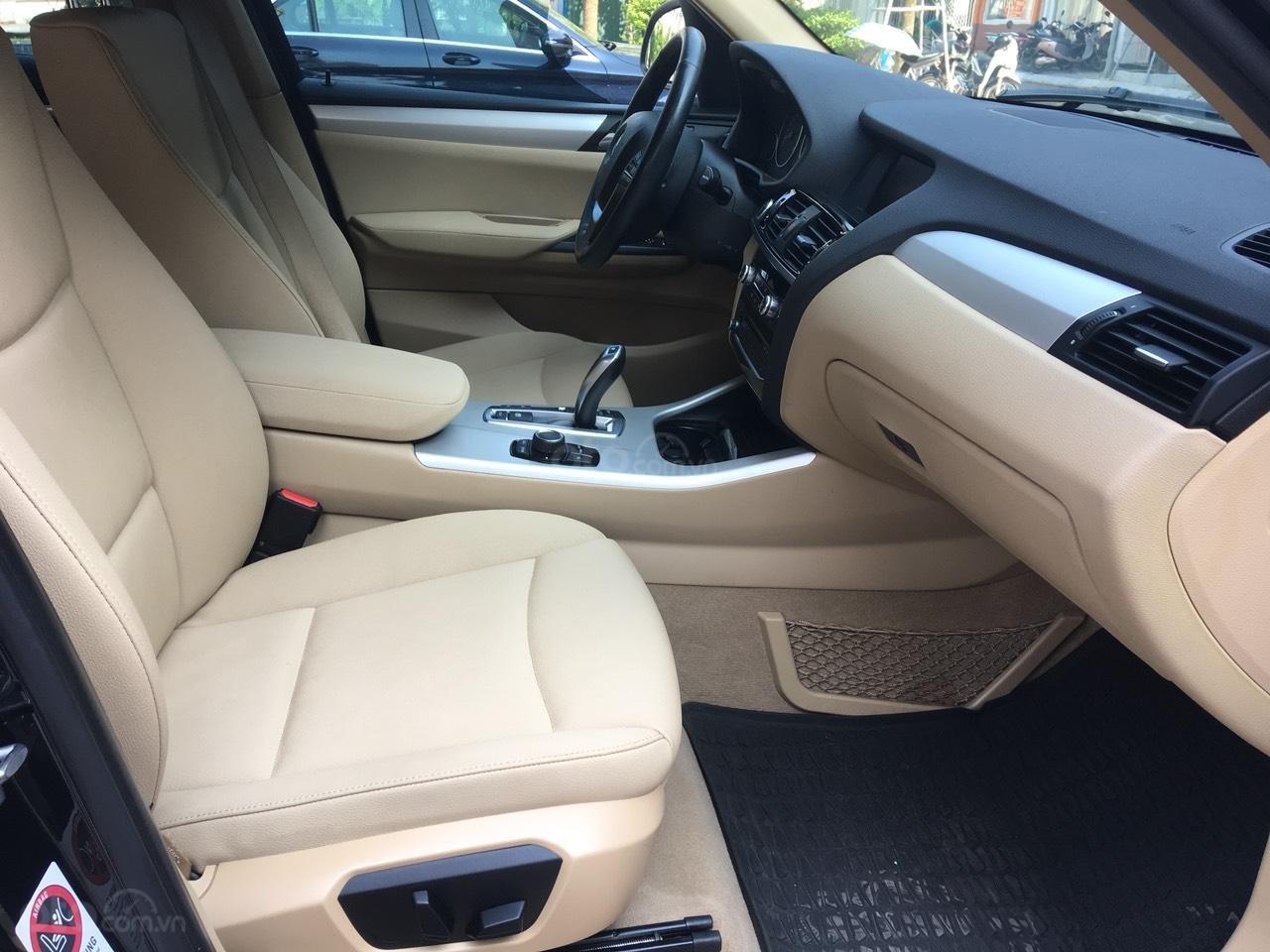 BMW X3 model 2015, máy dầu hàng độc (11)