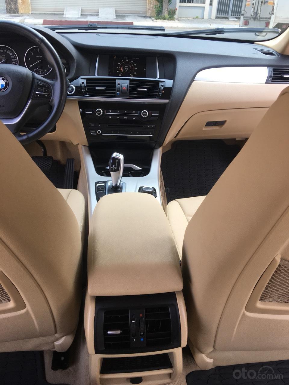 BMW X3 model 2015, máy dầu hàng độc (10)