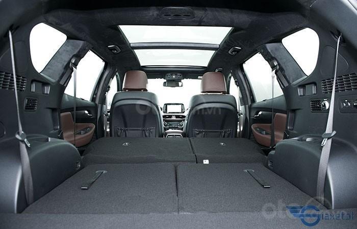 Hyundai Santa Fe 2.2 dầu cao cấp 2020, ưu đãi lớn, giao xe ngay (8)