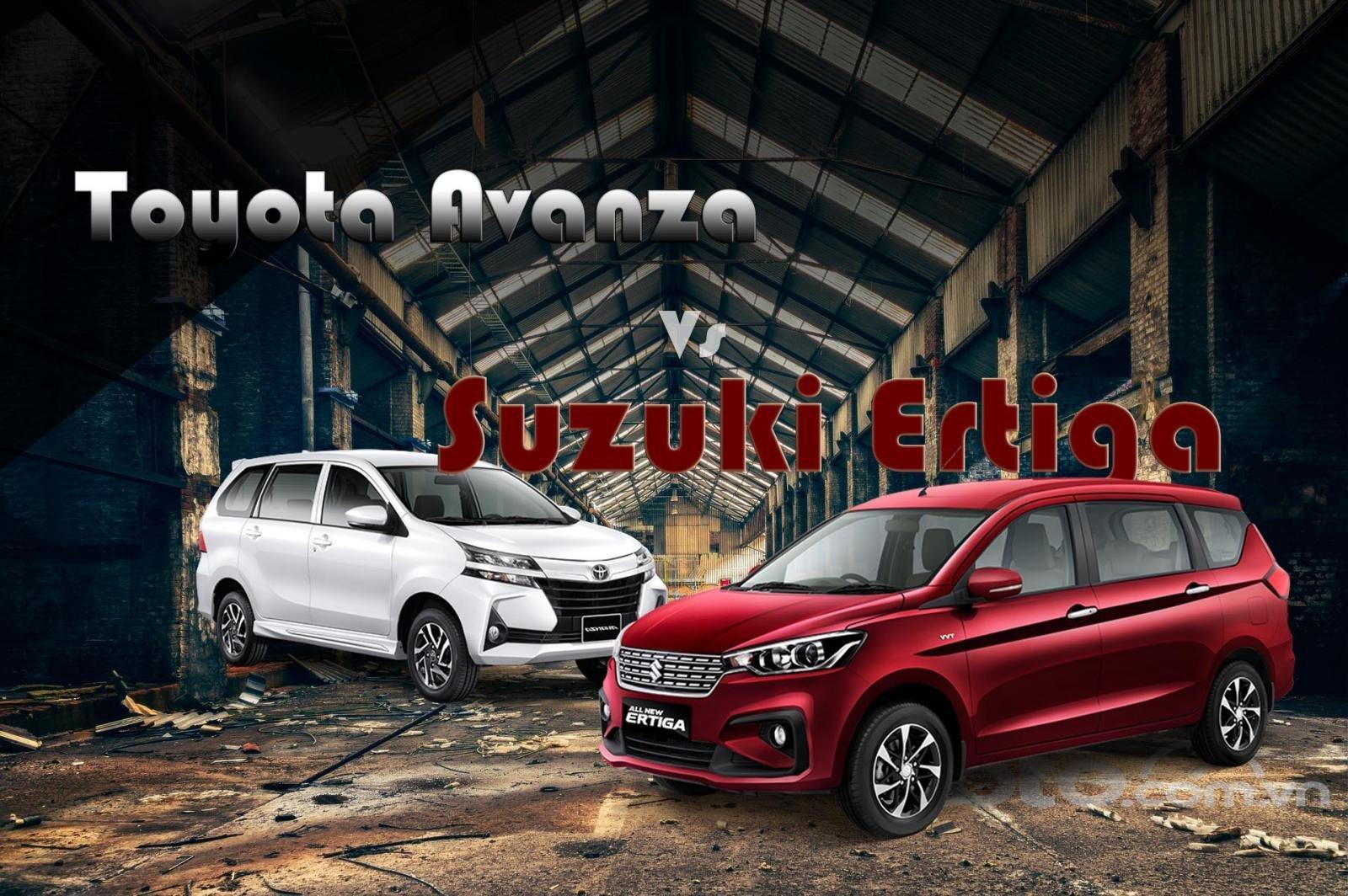 So sánh xe Suzuki Ertiga Sport 2020 và Toyota Avanza 2020: Ertiga Sport đã rẻ lại nhiều trang bị a1